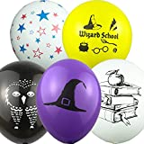 Set of 50 Harry Potter Potter Party Birthday Balloons Wizard School Decoration Supplies