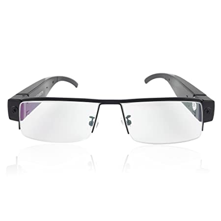 633008ae14a98 Mengshen 1920×1080P HD Digital Video Glasses SPY Hidden Camera Eyewear DVR  DV Video Recorder