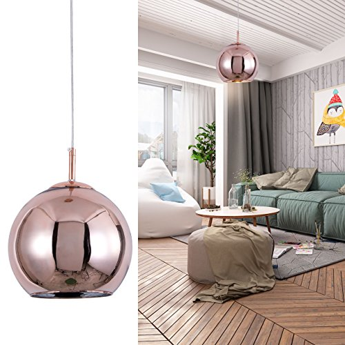 Round Ball Pendant Light