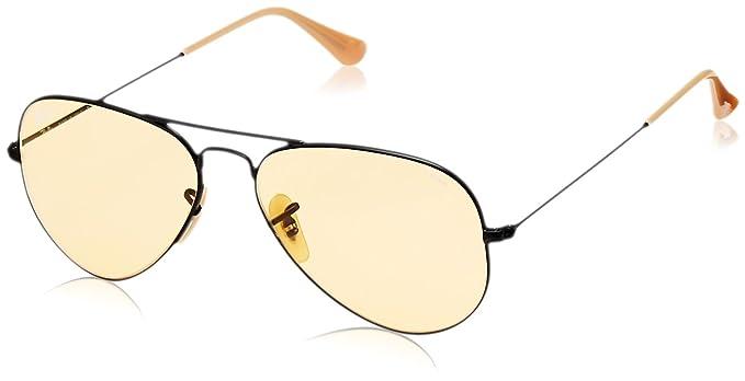 10c4c109986 Ray-Ban Men s Large Metal Aviator Sunglasses