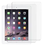 Image of Zaneeta iPad 2 3 4 Screen Protector iPad 2 3 4 Screen Protector - 9h Premium Crystal-Clear Tempered Glass for iPad2/3/4