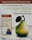 CD Lecture Series Standalone, Martin-Gay, K. Elayn El, 0136014526