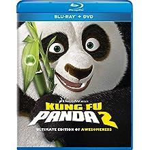 Kung Fu Panda 2 [Blu-ray + DVD] (2011)