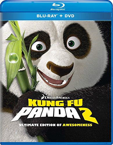 Kung Fu Panda 2 [Blu-ray + DVD]