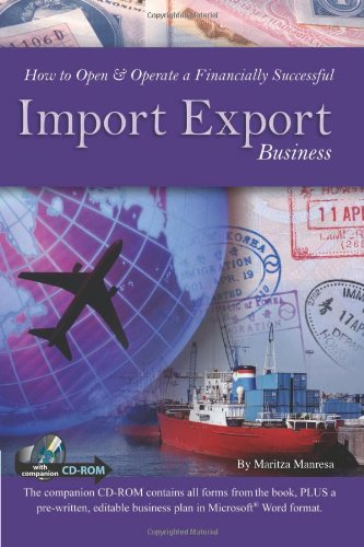Pdf Money How to Open & Operate a Financially Successful Import Export Business (Book & CD-ROM)