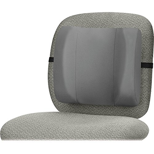 FEL91926 - Fellowes High-Profile Backrest w/Soft Brushed Cover (Fellowes High Profile Backrest)