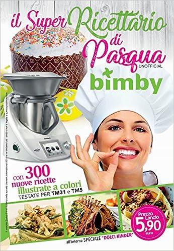 ricettario bimby da