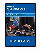 Total Gym AbCrunch Workout DVD