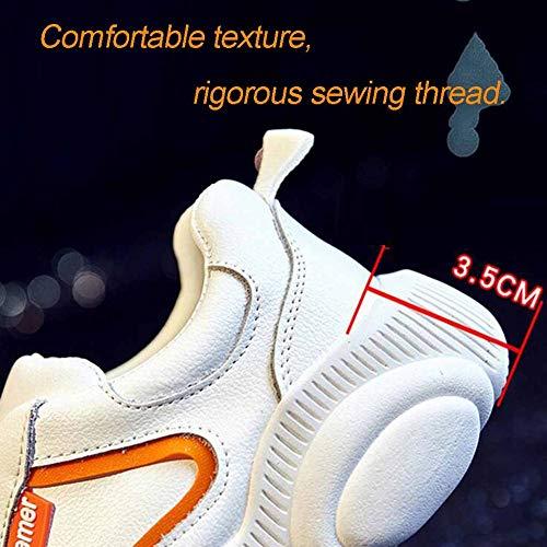 Zapatillas Mujer Con top Blancos Deporte Zapatos Cuero De Low Caminar White Casuales Cómodos Para Cordones Corin ftYIwHqxc