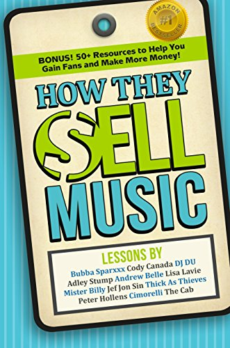 How They Sell Music: Lessons from Celebrities On Creating Your Own - Celebrity Cab