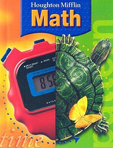 Houghton Mifflin Math (C) 2005: Student Book Grade 4 2005