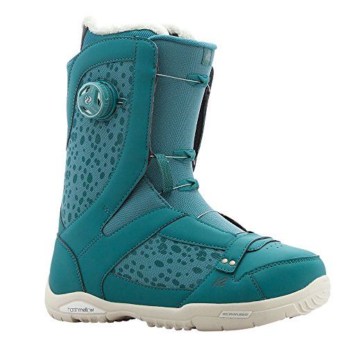 nowboard Boots (Rainforest, 8) (K2 Boa Boots)