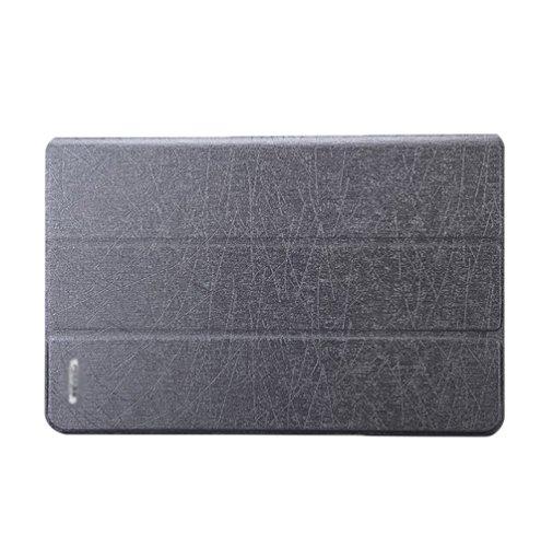 YiJee PU Cuero Shell Duro de Clip Snap para Macbook Air 11.6/13.3 Pulgadas 11.6 Inch Gris