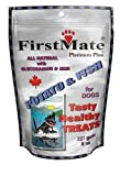Firstmate Pet Foods Potato & Fish Treats, 8 Ounce Review