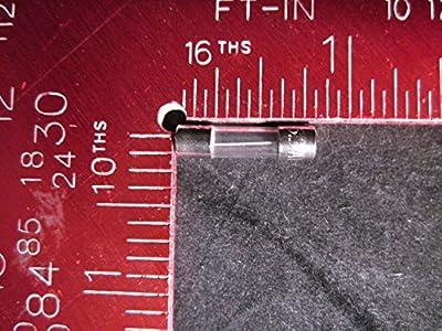 Ultratech 61-15-06657 Fuse, Ide, 6.3A, 250V, Fa, 5X20Mm Pkg 10