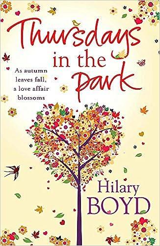 Ebook Thursdays In The Park By Hilary Boyd
