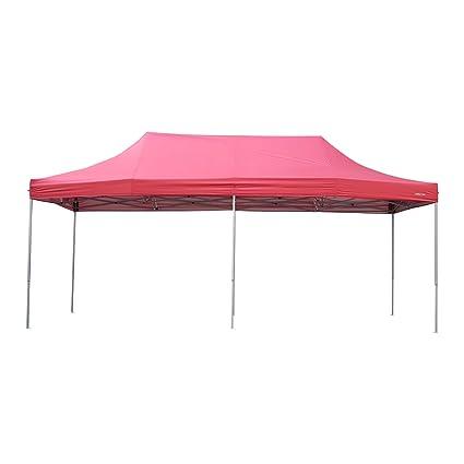Image Unavailable  sc 1 st  Amazon.com & Amazon.com : Outdoor Basic 10x20 Ft Pop up Canopy Party Tent Heavy ...