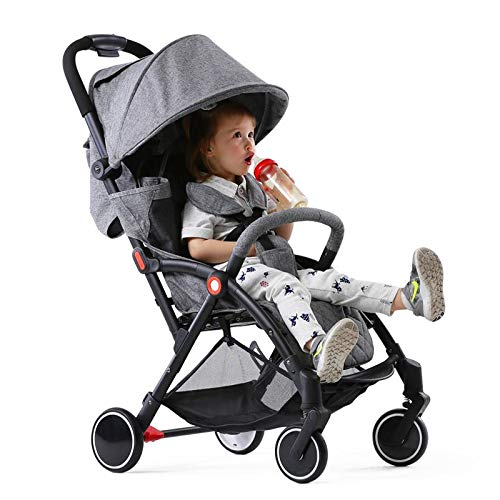 Star Ibaby - Silla de paseo Air +, reclinable con barra de ...