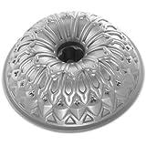 NordicWare 88737 Horno Alrededor Aluminio - Bandeja de Horno (Postre, Horno, Alrededor, Aluminio, Aluminio, 206,5 mm)