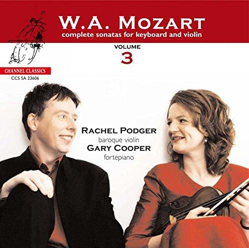 Complete Keyboard Sonatas (Mozart: Complete Sonatas for Keyboard and Violin, Vol. 3)