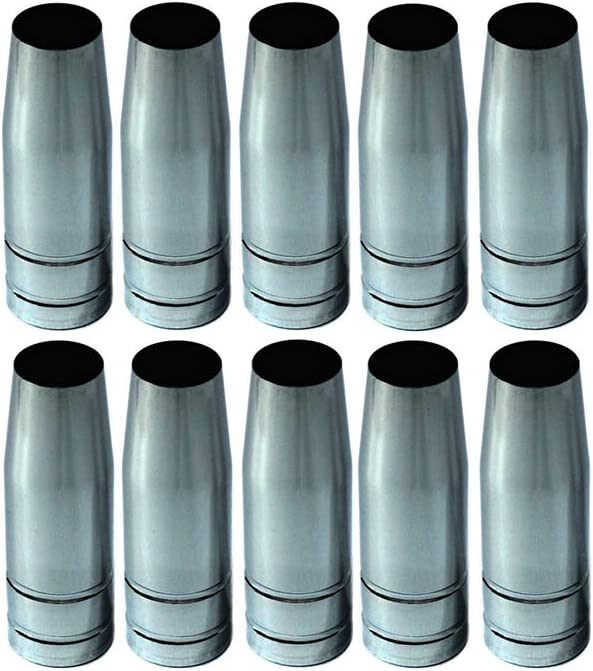 Ugelli daria MB15 MB14 NW 12 mm bruciatore conico plug MAG MIG ugello