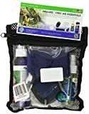 HEALERS PETCARE First Aid Essentials Kit with VetEssentials Spray for Pets, Soft Case, Small