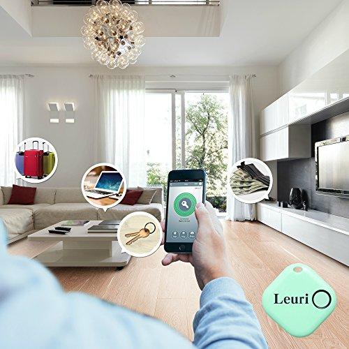 Leuri l167 Best Finder Tracker GPS Smartphone, Key Finder, Find Wallet, Phone, Item Search