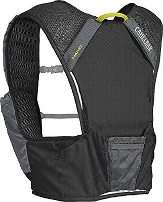 CamelBak Nano Vest 34oz, Graphite/Sulphur Spring, S
