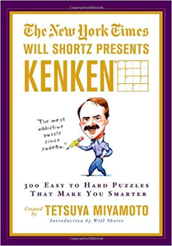 will shortz kenken books