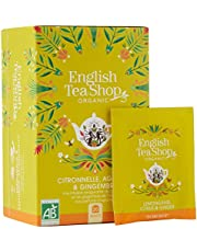 English Tea Shop Organic Lemongrass, Ginger and Citrus, 30g
