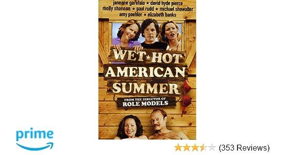 Amazon com: Wet Hot American Summer: Janeane Garofalo, David