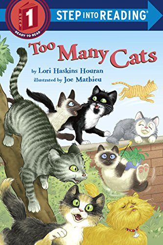 Too Many Cats (Step into Reading) (Many Cats)