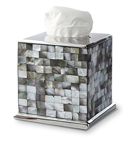 Julia Knight Classic 5'' Tissue Cover, One Size, Tahitian Pearl