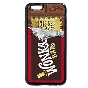 "UniqueBox Willy Wonka Custom Phone Case for iPhone 6 4.7"", DC comics Willy Wonka Customized iPhone 6 4.7"