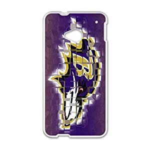 WFUNNY Baltimore Ravens 2 New Cellphone Case for HTC ONE M7