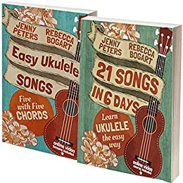 Beginning Ukulele Songs Box Set Books 1 & 2: Book + Online Video