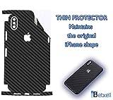 Carbon Fiber 3M 1080 Film iPhone Skin Protective
