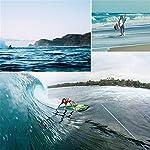Stand-Up-Paddle-Boards-137-Ft-Stand-Up-Paddle-Kit-Consiglio-con-la-pompa-daria-con-manometro-regolabile-in-alluminio-galleggiante-Paddle-kit-di-riparazione-guinzaglio-e-Storage-Bag-I-principianti