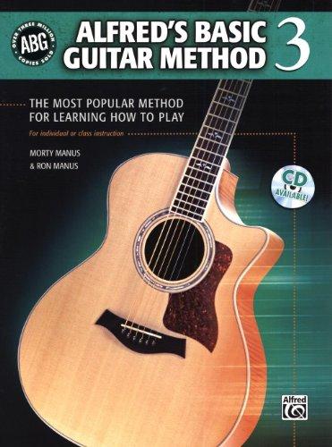 Book Guitar Instruction Only Basic (Alfred Basic Guitar Method Level 3 (Book))