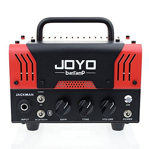 JOYO JACKMAN 20 Watt Mini Tube Head New banTamp Series