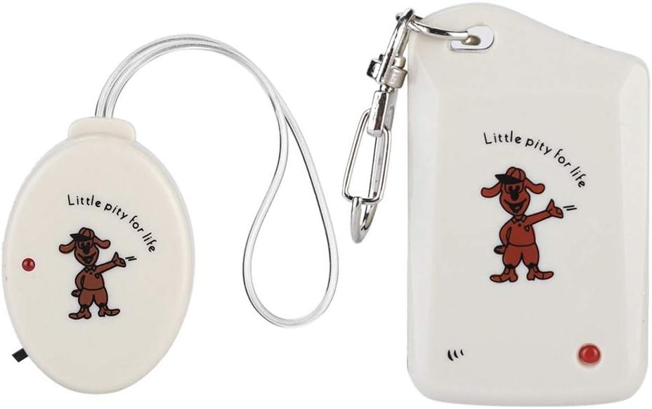Anti-Theft Alarm Cartoon Anti-Lost Keychain Baby Luggage Anti-Theft Security Alarm Personal Security Alarm