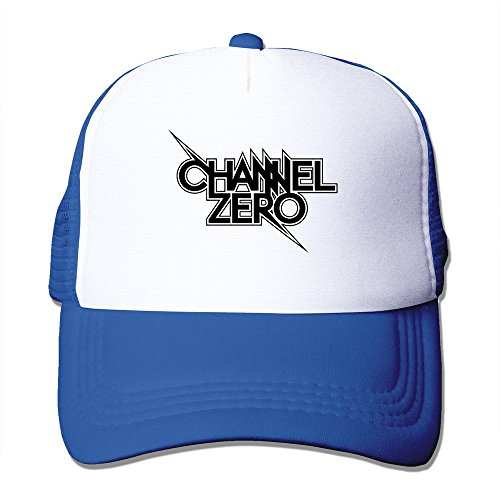 Unisex Cap RoyalBlue Channel Zero Metal Band Kill All Kings Trucker Hat Baseball Caps