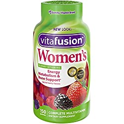Vitafusion Women's Gummy Vitamins, 150 Count (Packaging May Vary)
