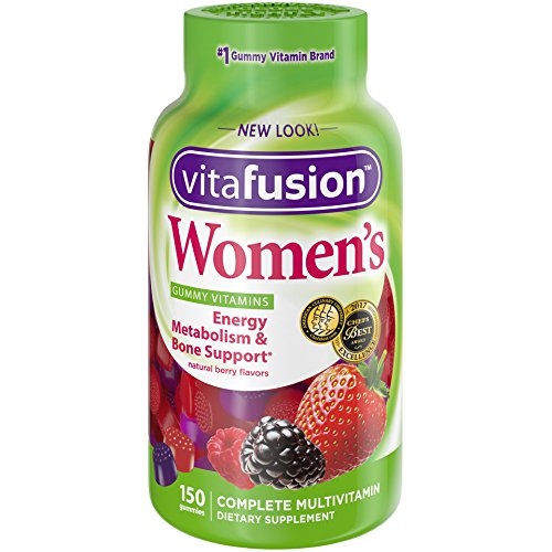 Vitafusion Women's Gummy Vitamins, 150 Count (Packaging May Vary) ()