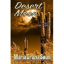 Desert Moon: Death Under the Desert Moon (Lella York Mysteries Book 3)
