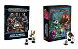 Starfinder RPG Pawn Bundle: Core Rulebook Pawn Collection + Alien Archive Pawn Box