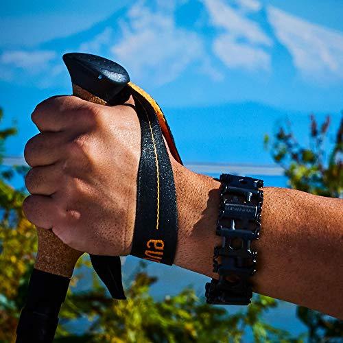 LEATHERMAN - Tread Bracelet, The Original Travel Friendly Wearable Multitool, Black by LEATHERMAN (Image #8)