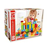 Hape Limited Edition Solid Beech Wood Stacking