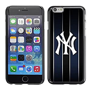 Impact Case Cover with Art Pattern Designs FOR iPhone 6 New York Yank Baseball Betty shop
