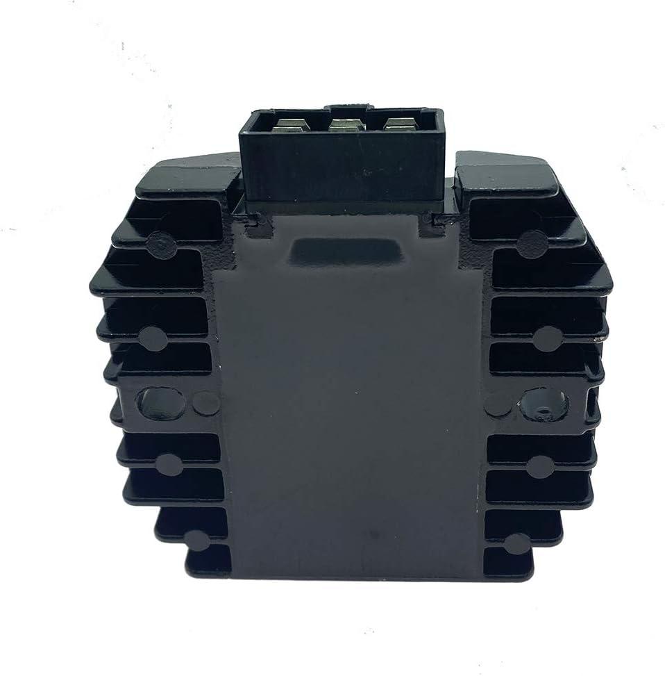 Voltage Regulator Rectifier for Kawasaki ATV KEF300 KLF300 Motorcycles EX250 KLR650 VN1500 Replace 21066-1089 21066-0027 210661089 210660027 SH650A-12 SH650A12